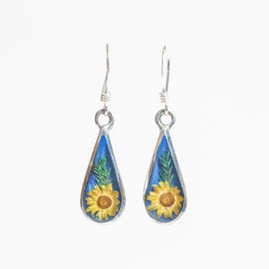 Nahua Flower Earrings