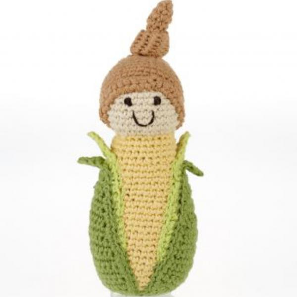 Friendly Sweet Corn Veggie Baby
