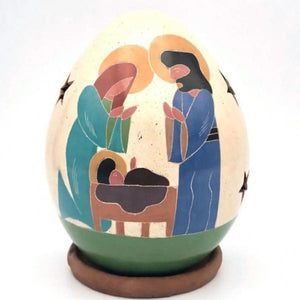 Nativity Luminary