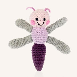 Friendly Dragonfly Rattle