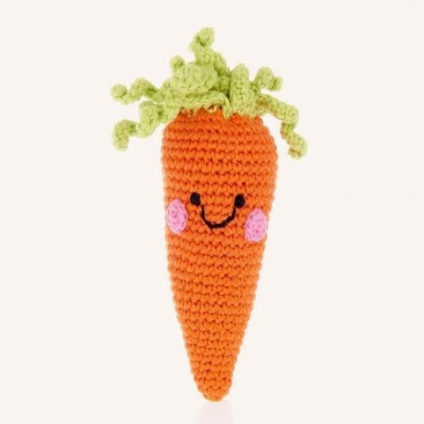 Friendly Carrot Baby
