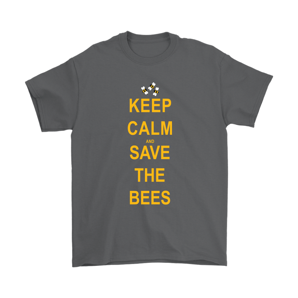 Keep Calm and Save The Bees Tee