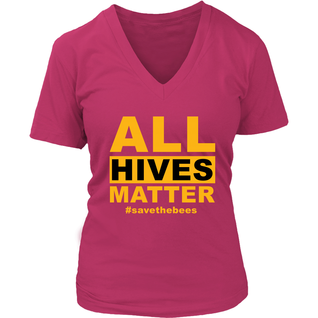 All Hives Matter Womens Tee