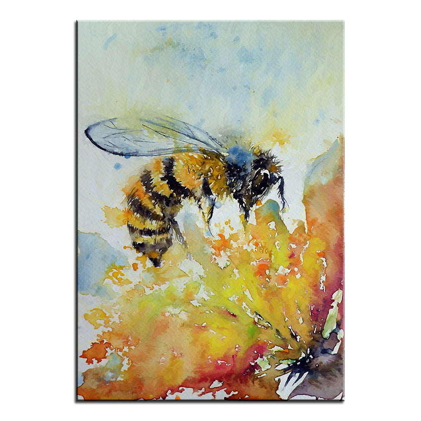 Beautiful Bee Painting
