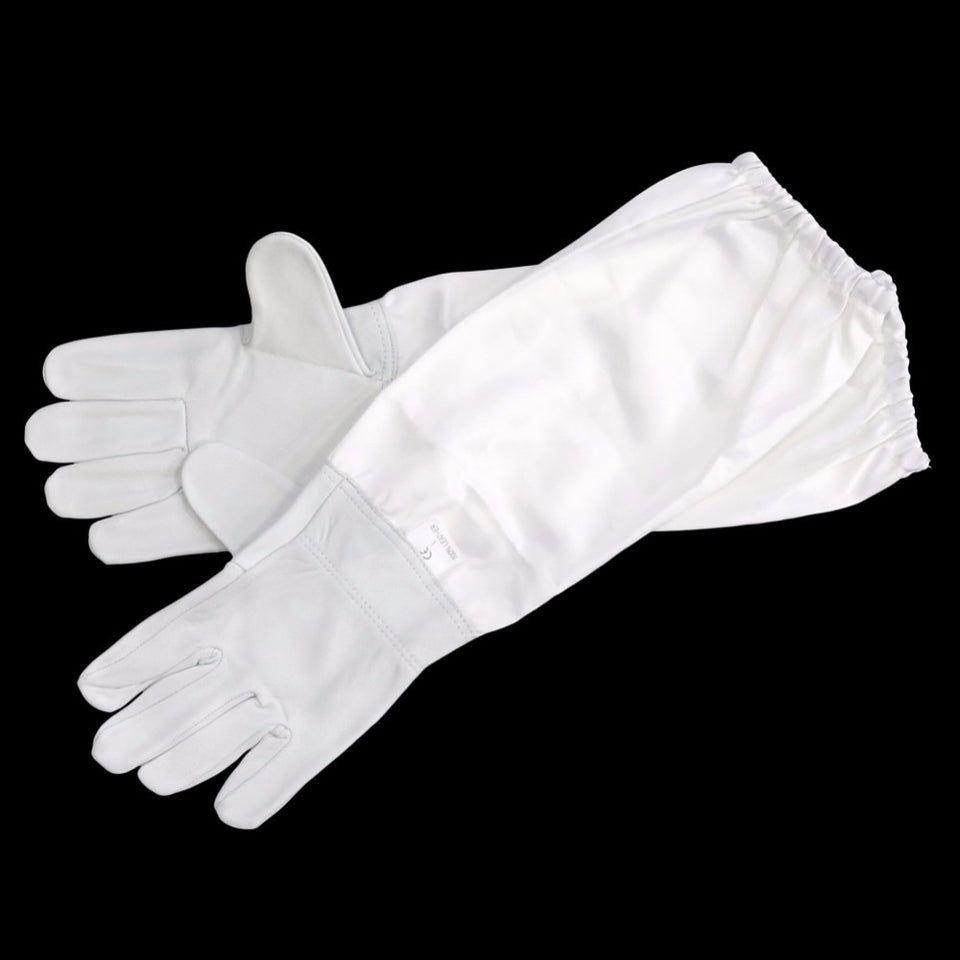 Sheepskin Beekeeping Gloves