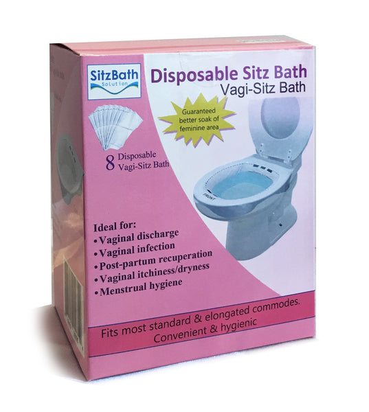 Disposable Sitz Bath Vagi-Sitz Bath