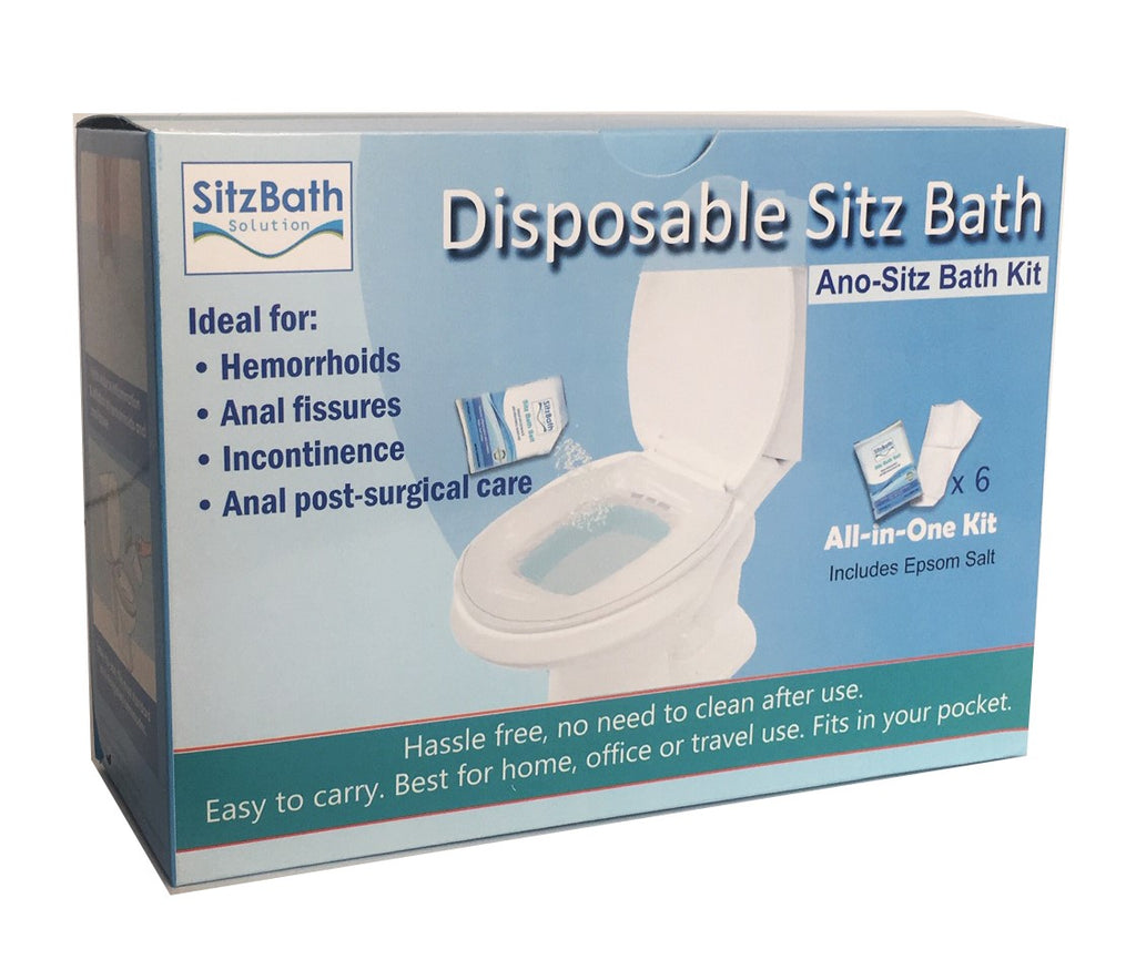 Disposable Sitz Bath Kit (Ano-Sitz Bath)