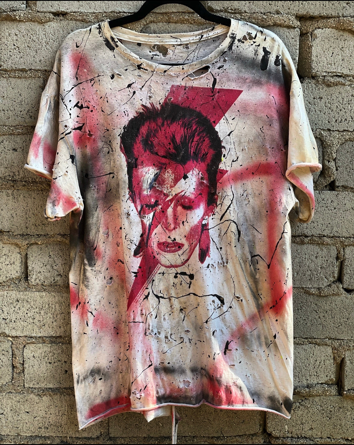 The Eso Autograph Collection: David Bowie Tee