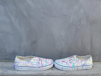 Custom VANS Destructo Bunnies