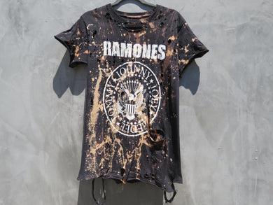 Ramones Distressed Vintage T-Shirt