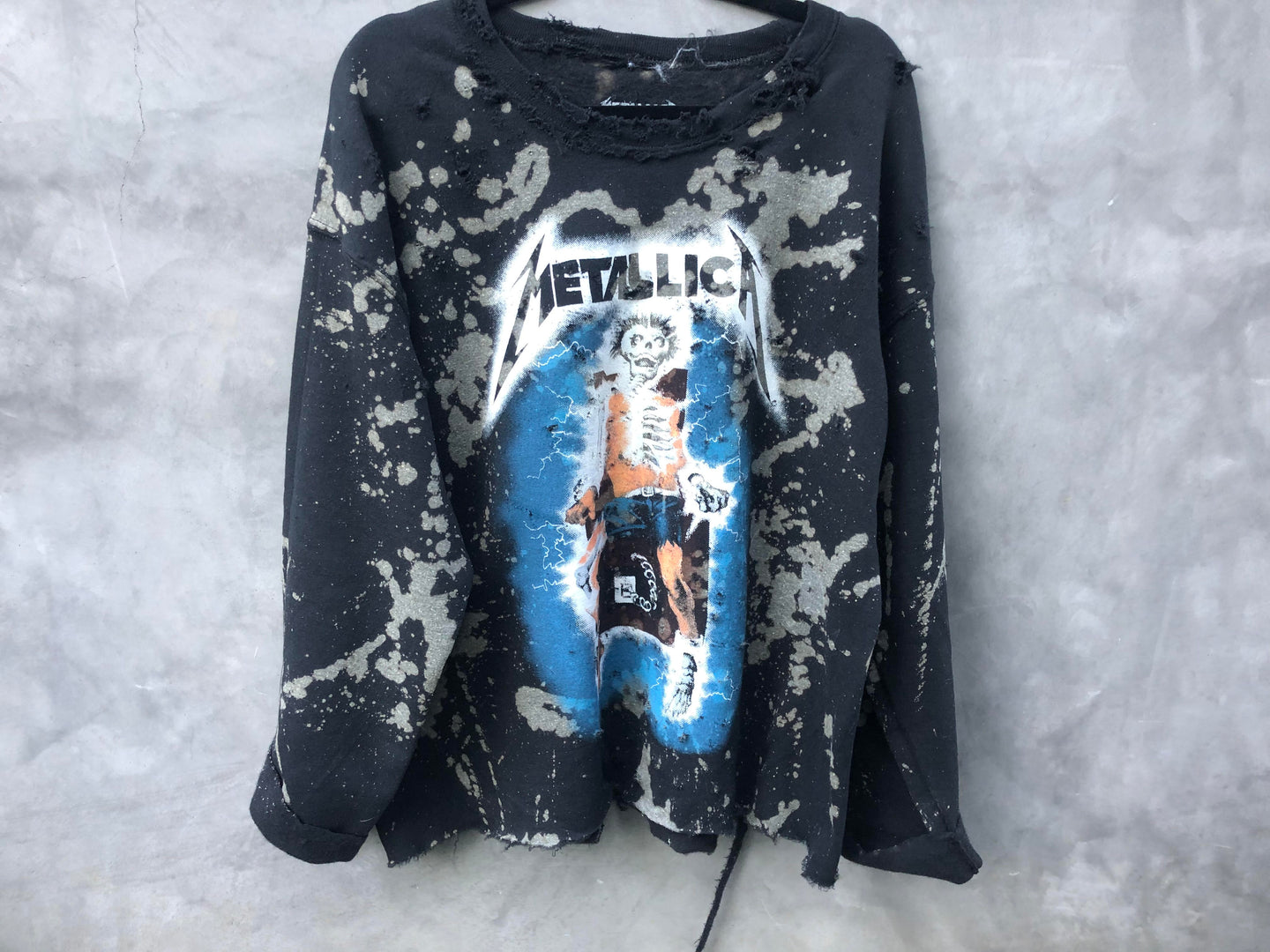The Eso Autograph Collection: Metallica Crewneck Sweaty