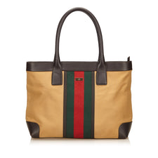Gucci Web Canvas handbag