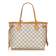 Louis Vuitton Damier Azur Neverfull PM - Reluxed Luxury