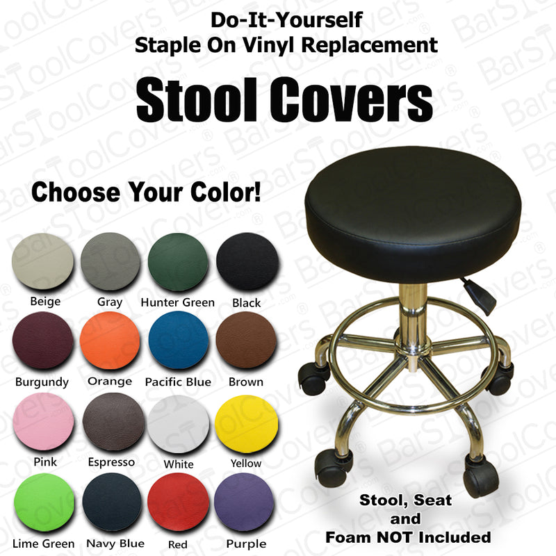 Medical Replacement Stool Covers