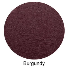 burgundy vinyl bar stool replacement cover