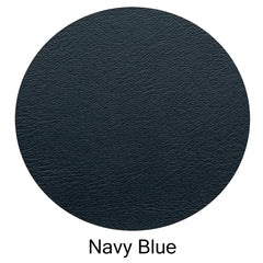 navy blue vinyl bar stool replacement cover