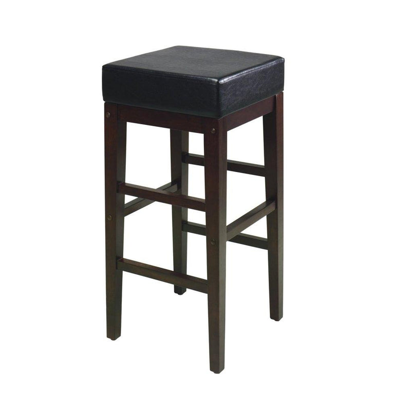 Square Vinyl Bar Stool Cover