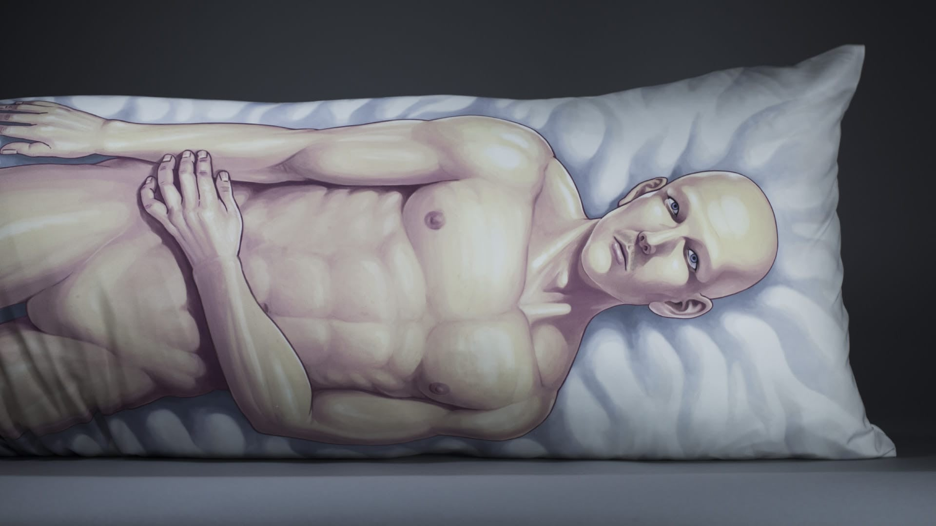 Deluxe Dakimakura Body Pillow (Inner Pillow Included)