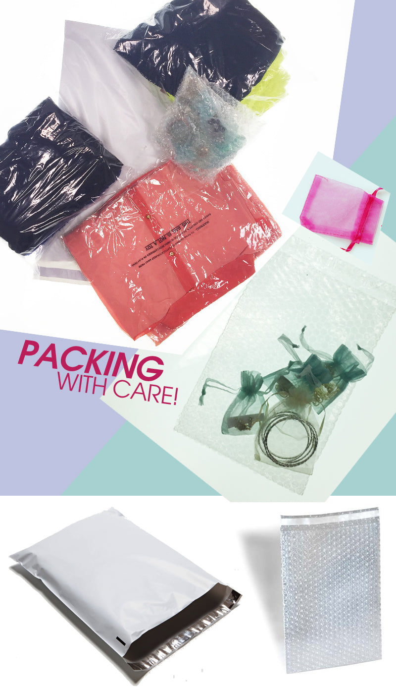 packing info