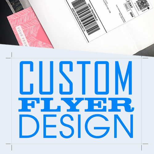 Custom Flyer Insert Design