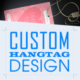 Custom Hang Tag