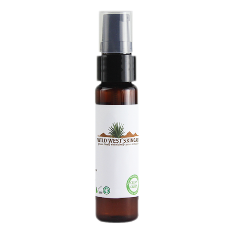 20% Vitamin C Serum with CoQ10 and Ferulic Acid 4oz-with your branded label SP612 4x2