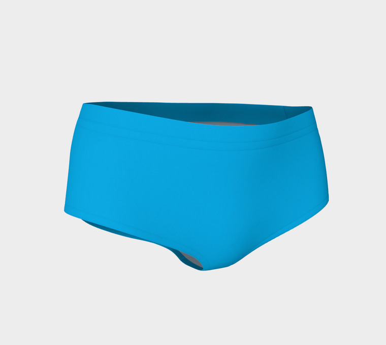 *NEW* Baby Blue Booty Shorts
