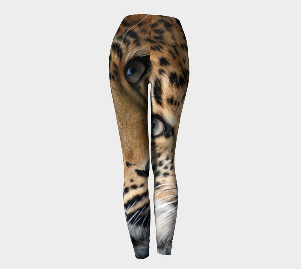 Cheetah Leggings - Iron Queen