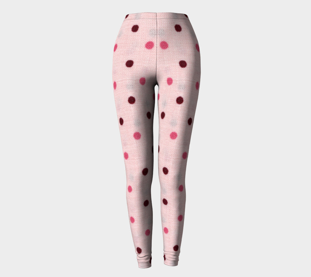 Pink Doll Leggings - Iron Queen