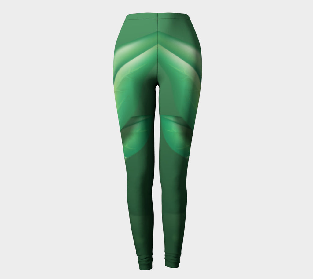 Foliage Leggings - Iron Queen