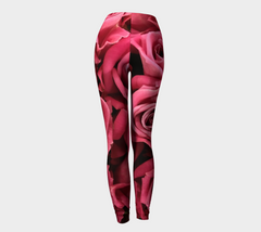 Pink Passion Leggings - Iron Queen