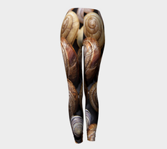 Sea Shells Leggings - Iron Queen