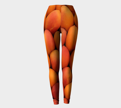Peachy Leggings - Iron Queen