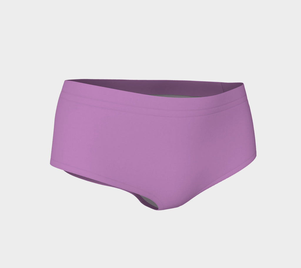 Lavender Booty Shorts - Iron Queen