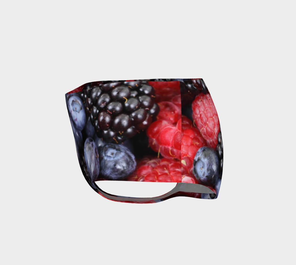 Very Berry Booty Shorts - Iron Queen