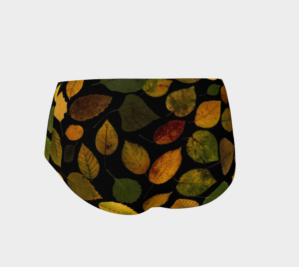 Autumn Booty Shorts - Iron Queen