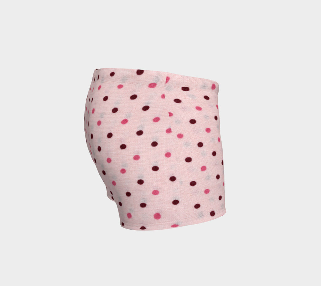 Pink Doll Shorts - Iron Queen
