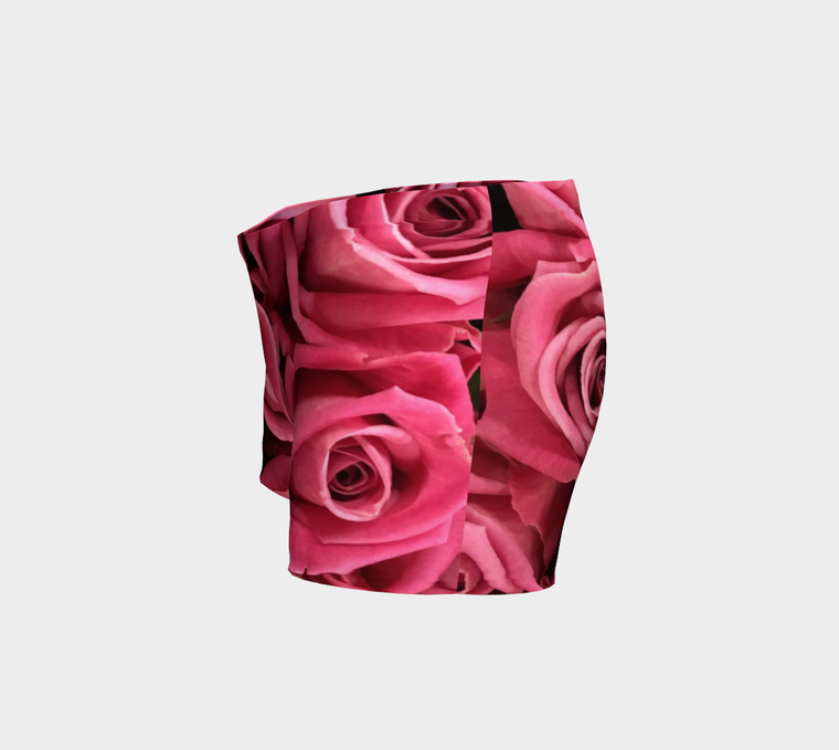 Pink Passion Shorts - Iron Queen