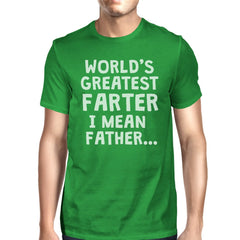 Farter Father Mens Cute Funny Special T Shirt For Fathers Day Gift - Slangz TeeZ