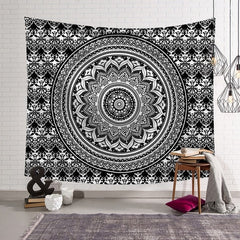 9 Types Handicrafts Household Rectangle Polyester Tapestry - Slangz TeeZ