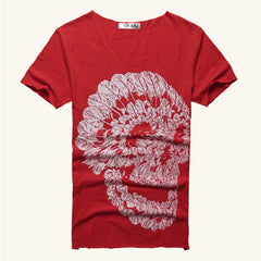 Indian Head Dress & Others T Shirt - Slangz TeeZ