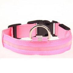 Pet Led Collar - Slangz TeeZ