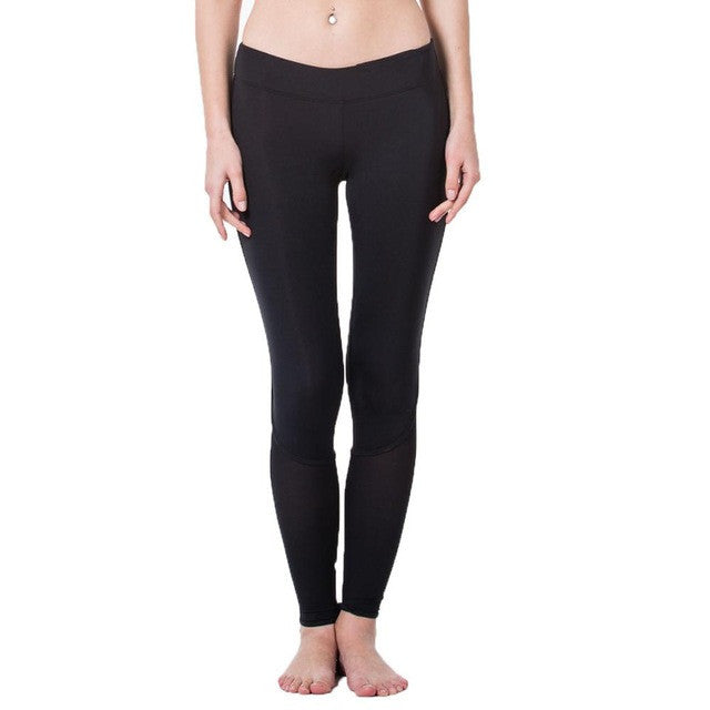 Women Yoga Pants Running Tights - Slangz TeeZ