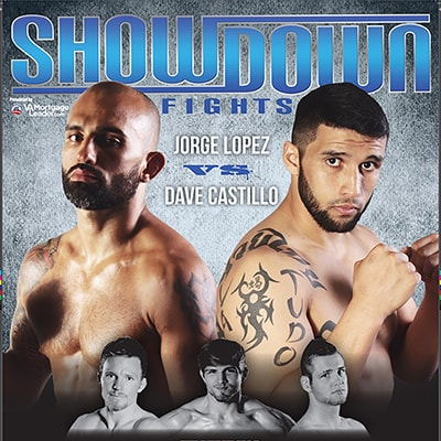 Showdown Fights Poster