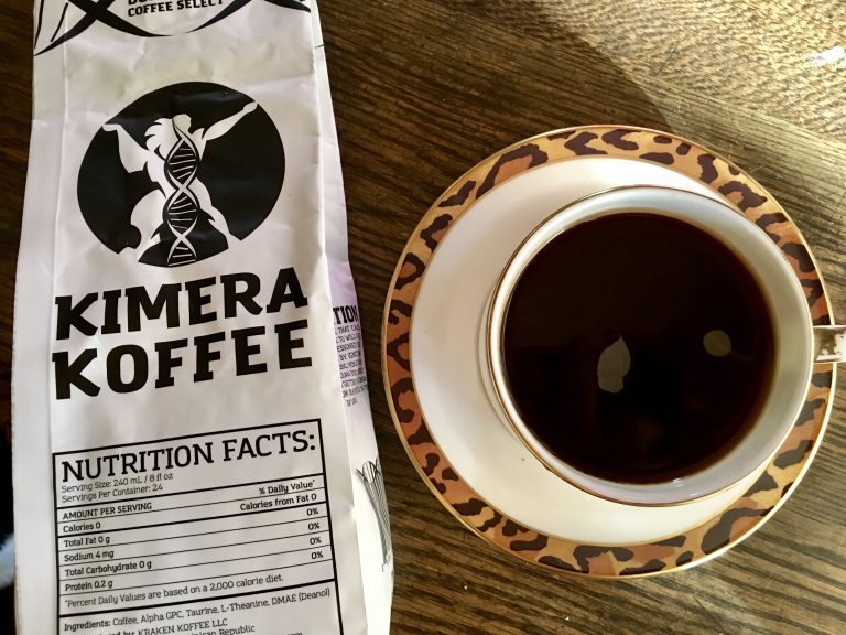 Power through the holidays with this Kimera Koffee review by Kristen Suzanne