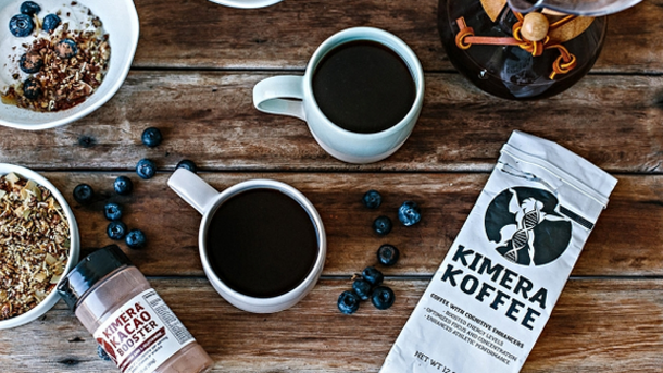 Food Navigator USA thoughts on Kimera Koffee