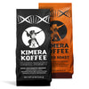 2 Pack - Kimera Koffee Dark (12oz) + Kimera Koffee Amber (12oz)