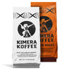 2 Pack - Kimera Koffee Original (12oz) + Kimera Koffee Amber (12oz)