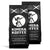 2 Pack - Kimera Koffee Dark (12oz) - Organic Ground