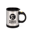 2 Pack & Hurricane Mug - Kimera Koffee Original (12oz) + Kimera Koffee Dark (12oz)